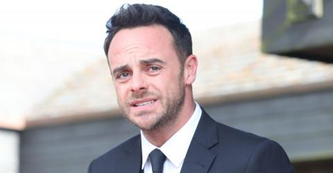 Ant McPartlin Makes First Comeback Since Drink-Driving Charge In March