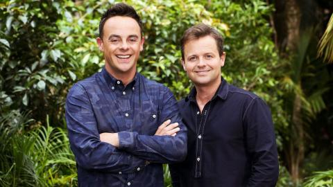 ITV Reveals That Ant WILL Be Replaced On This Year's I'm A Celeb