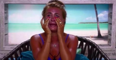 Shocking Photos Suggest First Love Island 2018 Heartbreak