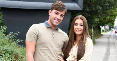 Dani Dyer Sends The Internet Into Overdrive With Engagement Announcement