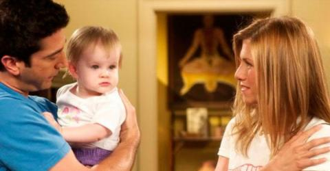 'Friends': Ross and Rachel's baby Emma is 18—this is what she looks like now