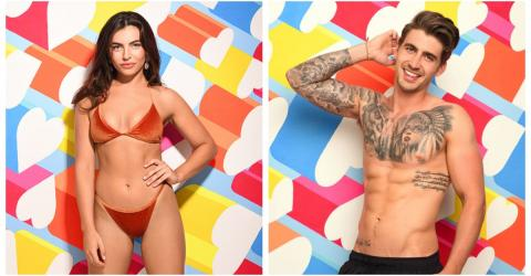 First Look At The Two New Islanders Set To Enter The Villa Tonight!