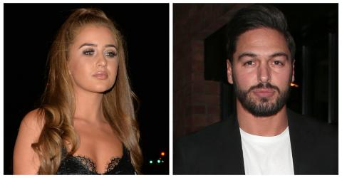 Georgia Steel Has Fallen Out Big Time With TOWIE's Mario Falcone