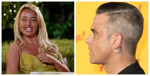 Islander's Mum Divulges Hilarious Details Of Robbie Williams Wild Romance