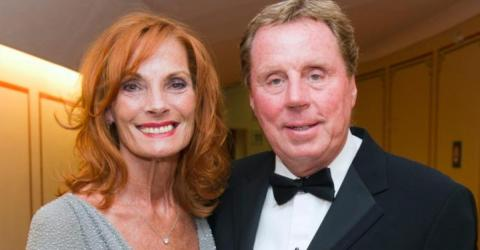 Why I'm A Celeb's Harry Redknapp And His Wife Sandra Are Melting Everyone's Hearts