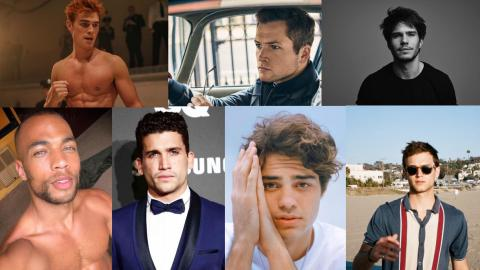 These Are The Actors You NEED To Be Following On Insta In 2019