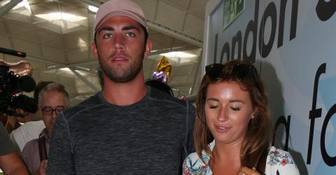 Jack And Dani Throw Tantrum At Heathrow - After Pocketing £40k On Luxury Holiday...