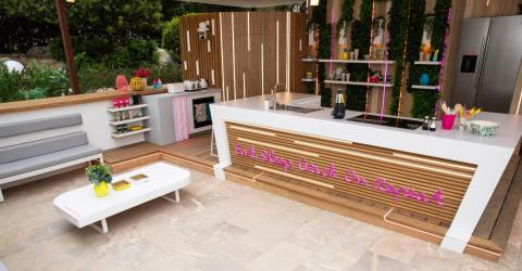 A First Look At The New Love Island Villa For 2019 Series