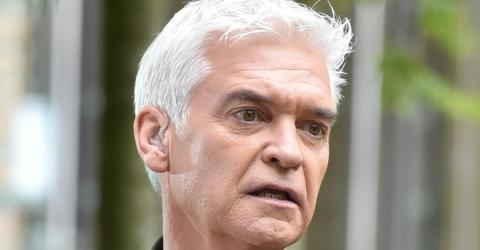 Phillip Schofield Branded 'Arch-Manipulator' By Yet Another Ex-Colleague