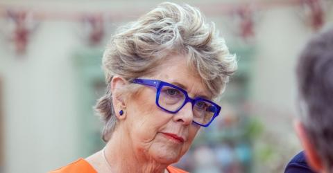 Bake Off Fans Outraged By Prue Leith's Shock Confession