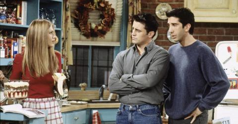 Rachel Should Actually Have Ended Up With Joey - Not Ross - And Here's Why