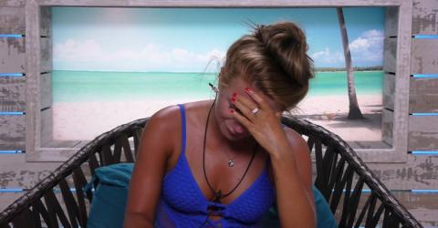 This Love Island Couple Have Split And She's Already Moved Out