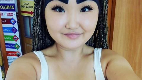 Everyone Is Going Crazy Over This Instagrammer's Unique Eyebrows
