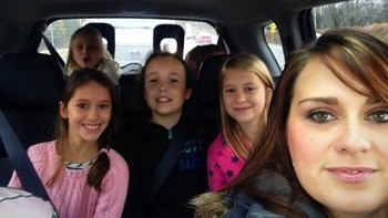 She Looks Like An Ordinary Mum... But What She Had In Her Boot Left Everyone Speechless