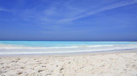 This Idyllic Italian Beach Looks Like Paradise, But It's Hiding A Deadly Secret