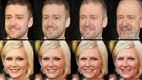 What Will You Look Like In 10 Years' Time? Artificial Intelligence Can Tell You!