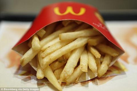 People Reckon McDonald's Are Using Secret Tricks To Cheat You Out Of Chips