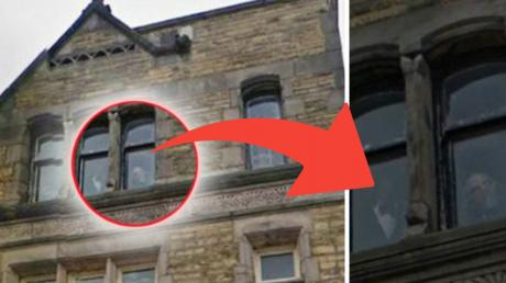 While Browsing Google Maps, This Man Spotted Something Terrifying That No One Can Explain