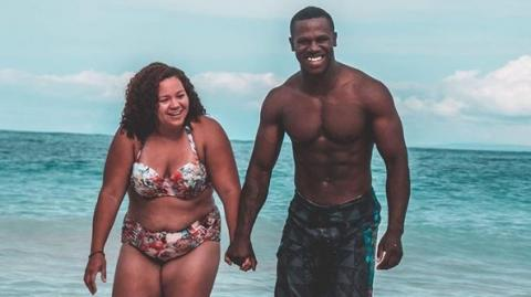 Insecure About Her Body, This Lady Overcame It All Thanks To Her Husband