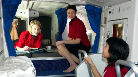 These Long-Haul Flight Attendants Have Finally Revealed Their Best Kept Secret