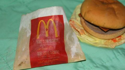 He Bought A McDonald's Meal Six Years Ago... You Wouldn't Believe What It Looks Like Today