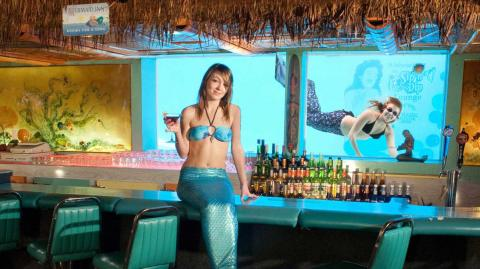 This Bar Is Every Mermaid Fan's Dream Destination