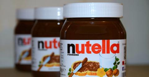 This Graphic Proves That Nutella Is One Of The Most Unhealthy Spreads You Can Buy