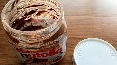 This Is The Perfect Recipe For The Last Bit Of Nutella In The Jar