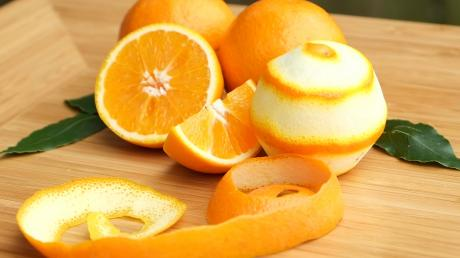 This Is How Keeping Orange Peels Could Save You Time And Money