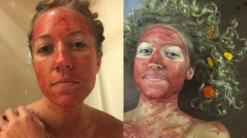 To Combat Stigmas Surrounding The Female Body, She Decided To Do Something Rather Unusual