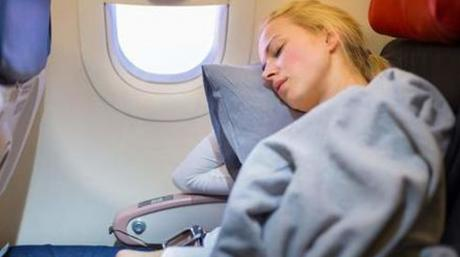 This Is The Scary Reason You Should Never Sleep During Takeoff... Or Landing!