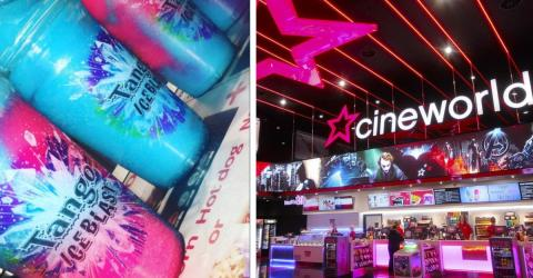 Cineworld Have Gotten Rid Of Tango Ice Blasts - And People Are Outraged