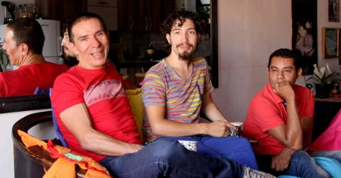 These Men Are In A Legally Recognised Married 'Throuple'