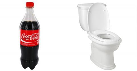 Did You Know That Coca-Cola Could Be The Key To A Clean Toilet?