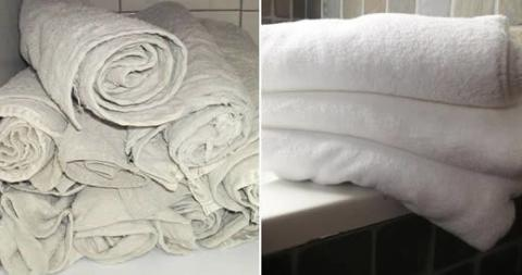 This Simple Tip Will Get Your Towels Super Soft And Fluffy Again