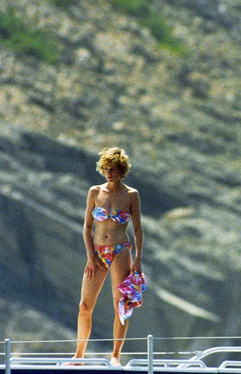Nude lady diana Princess Diana: