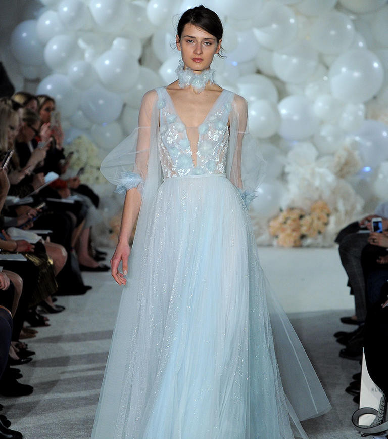 Nice Carolina Herrera Short Wedding Dresses Elaboration - Womens ...