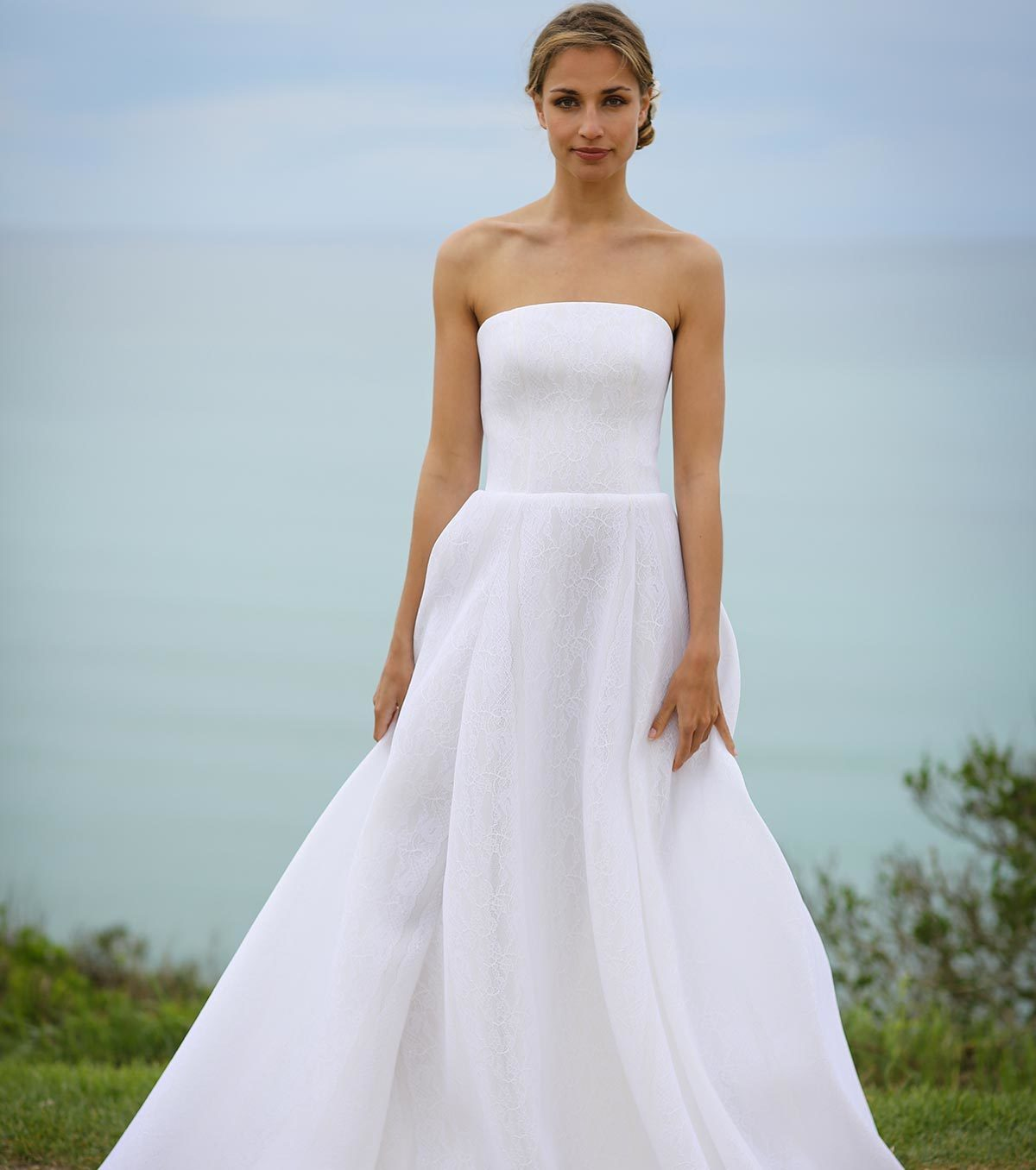 Beautiful Wedding Dresses By Marie Laporte