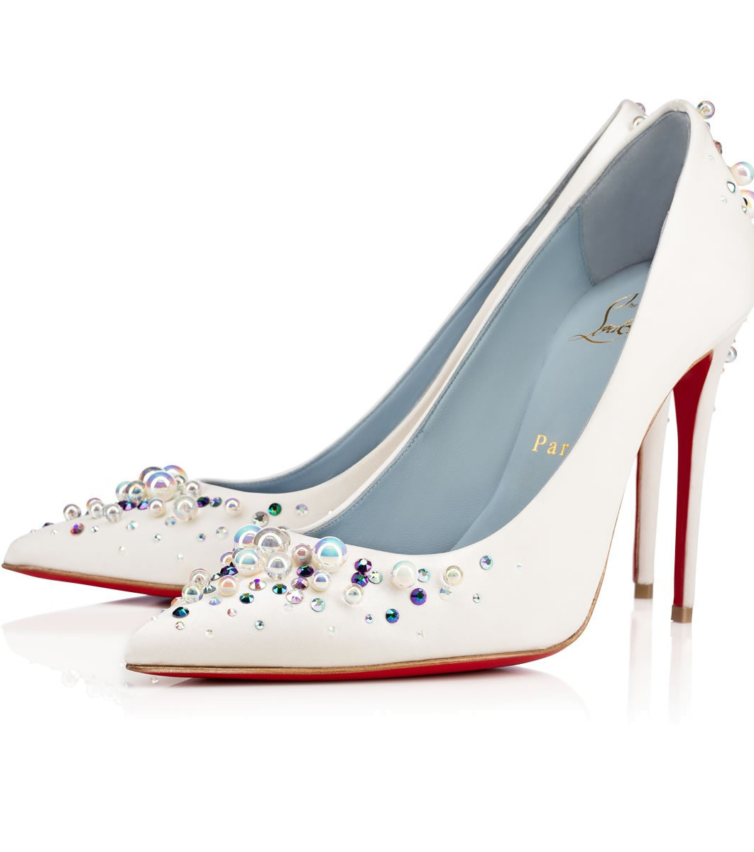 The Most Beautiful Wedding Shoes