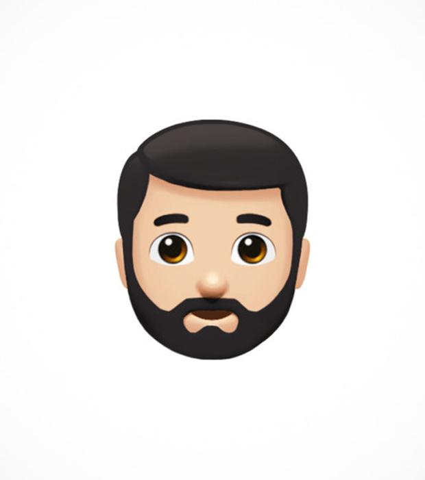 emoji mann
