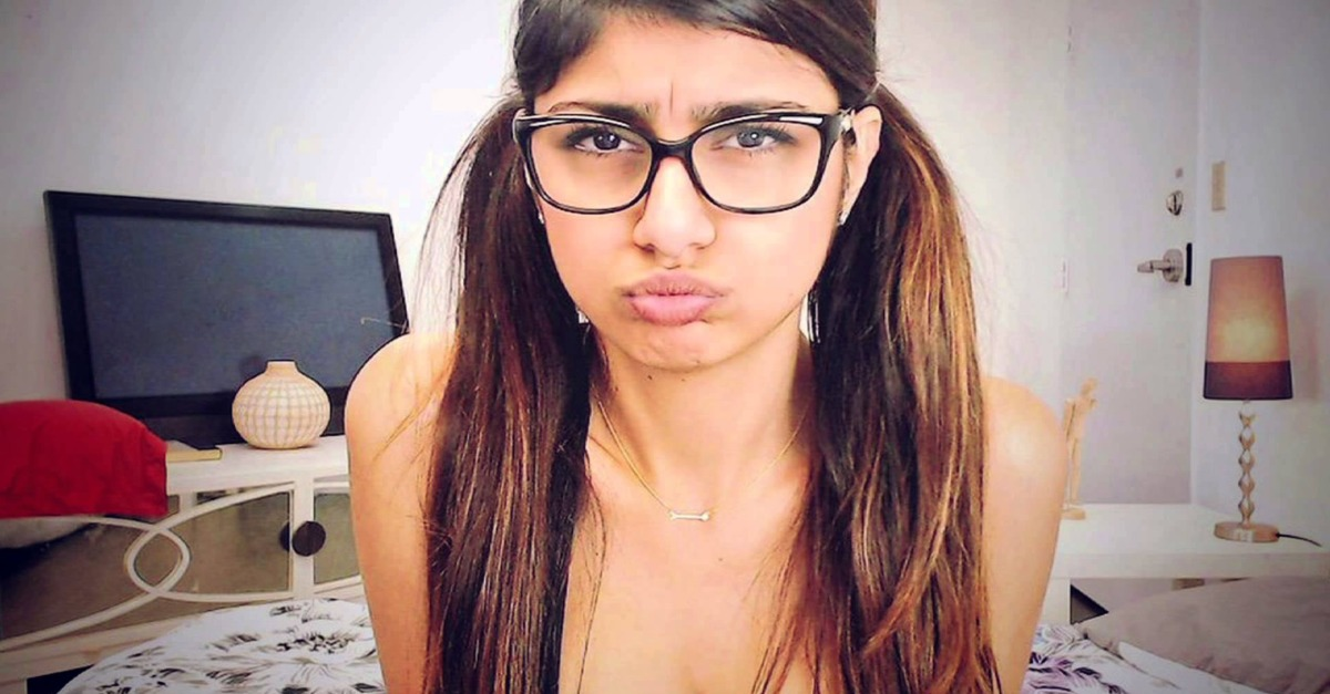 People Can't Believe What Mia Khalifa Used To Look Like