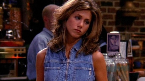 Jennifer Aniston Was Almost Beaten To The Part Of Rachel By A Totally Different Actress