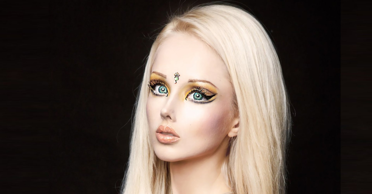 The Human Barbie Has Undergone Yet ANOTHER Transformation - And You'll Barely Recognise Her