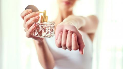 How to Make Your Perfume's Scent Stay on Your Skin All Day Long