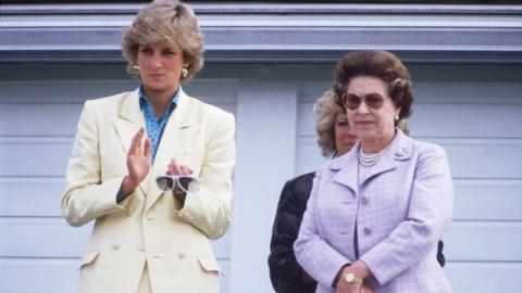 Why Was Queen Elizabeth II 'Afraid' of Lady Di?