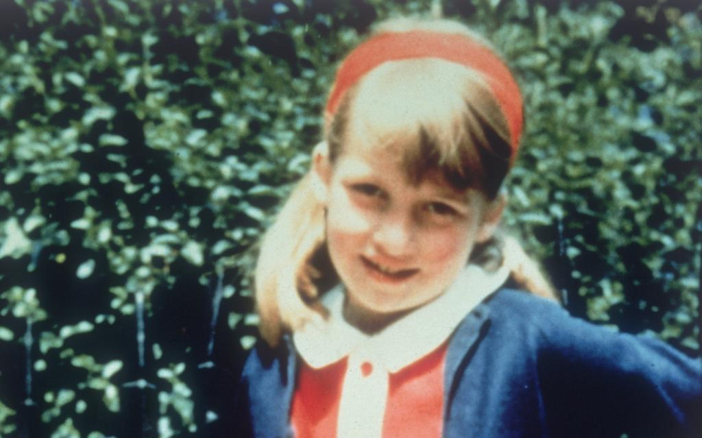 These rare photos of Lady Diana as a child reveal a surprising resemblance to Princess Charlotte