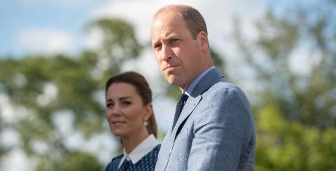 Body Found In The Lake In Front Of Kate Middleton And Prince William's Home Still Unidentified