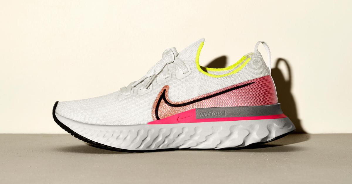 Nike Introduce the Injure-Free React Infinity Run