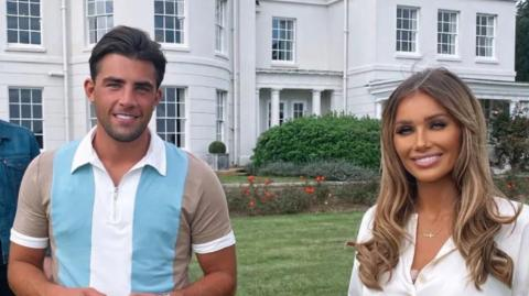 Jack Fincham reveals surprise relationship with Laura Anderson