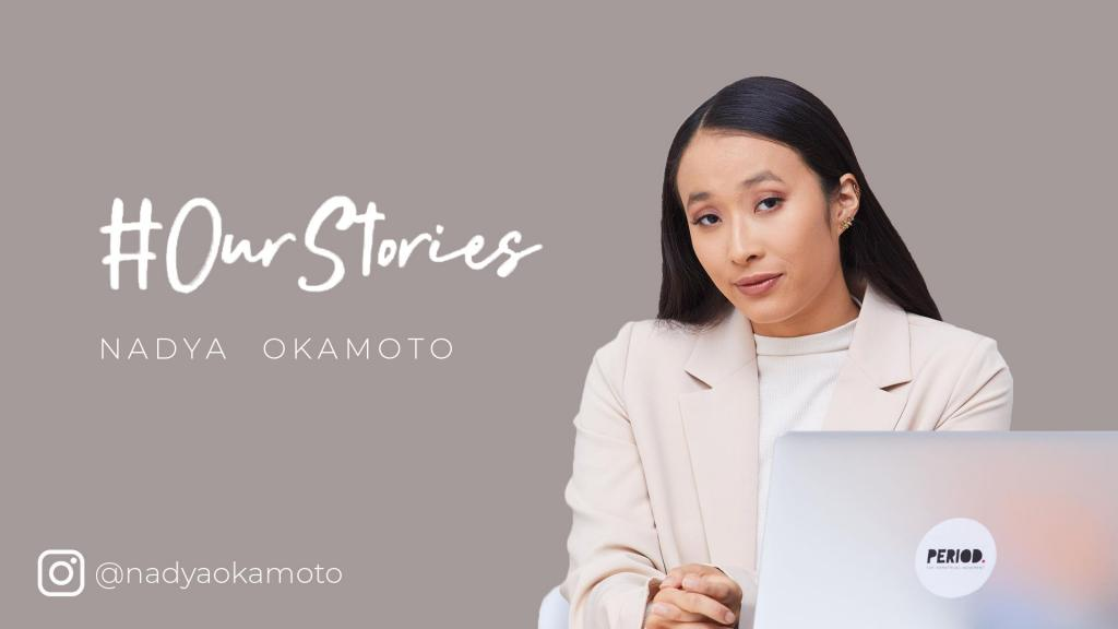 Reimagining Periods With Period Positivity Activist Nadya Okamoto